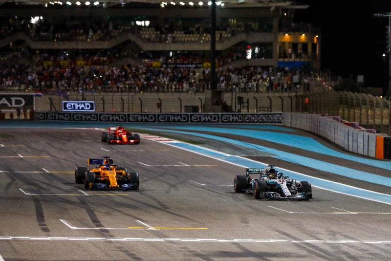 """Formula 1 - Alonso: """"Ringrazio Hamilton e Vettel, sono due super campioni"""""""