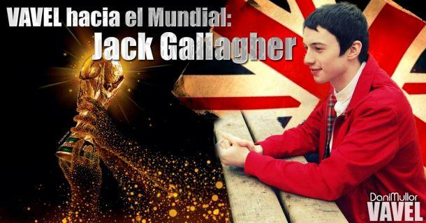 """VAVEL hacia el Mundial. Jack Gallagher: """"Soy un fanático de los Mundiales"""""""