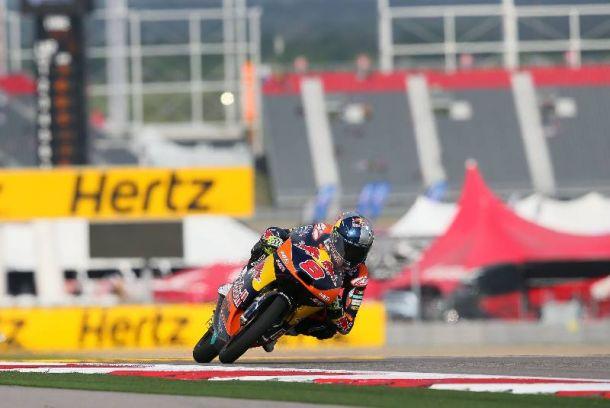 Moto3 Austin: Miller in pole da record, 5° Antonelli