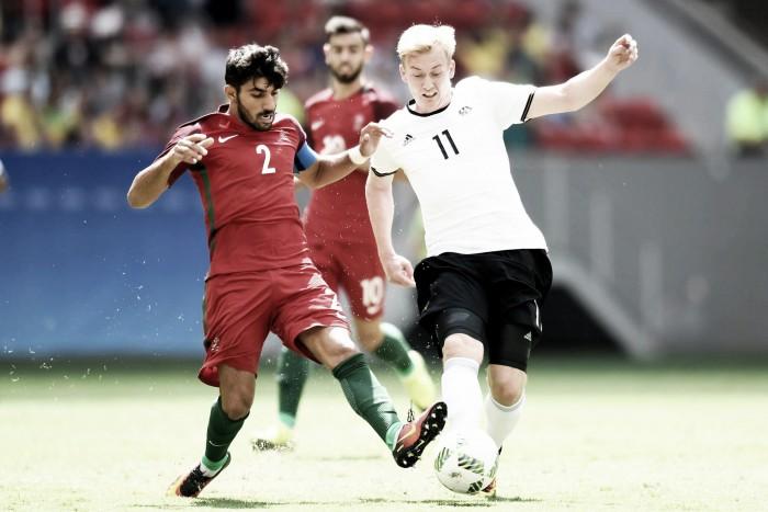 Alemanha goleia Portugal com autoridade e garante vaga na semifinal da Rio 2016