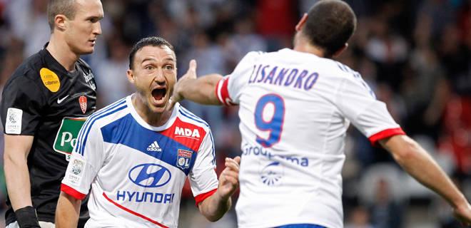 Así es el Olympique de Lyon, rival del Athletic