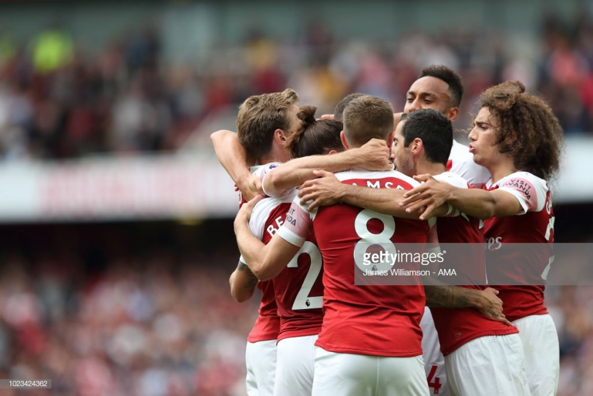 Arsenal 3-1 West Ham United- post match analysis: How Arsenal claimed their first victory of the Emery era