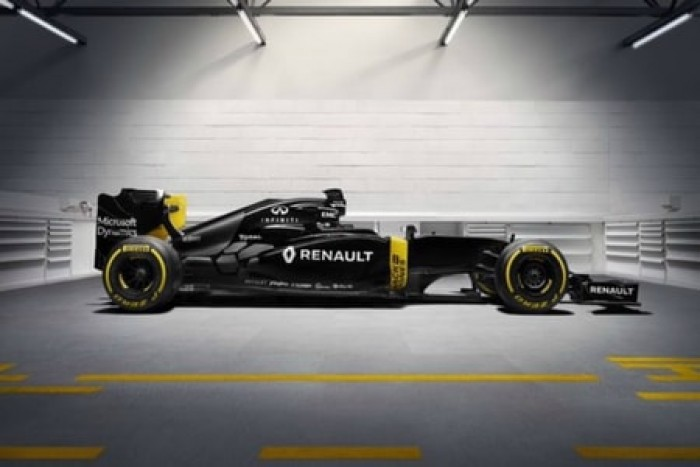 La RS16. Source : Renault