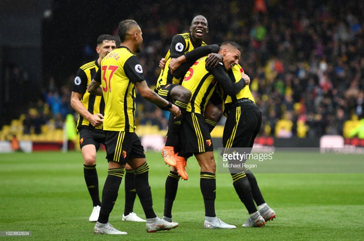Watford 2-1 Crystal Palace: Hornets' Player Ratings