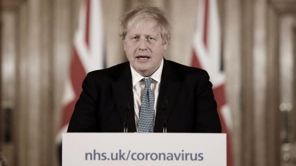 Boris Johnson descarta presença de torcedores nos estádios durante os próximos seis meses