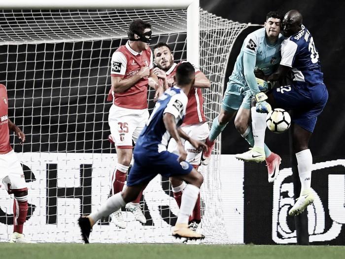 El Porto superó al Braga y sigue invicto
