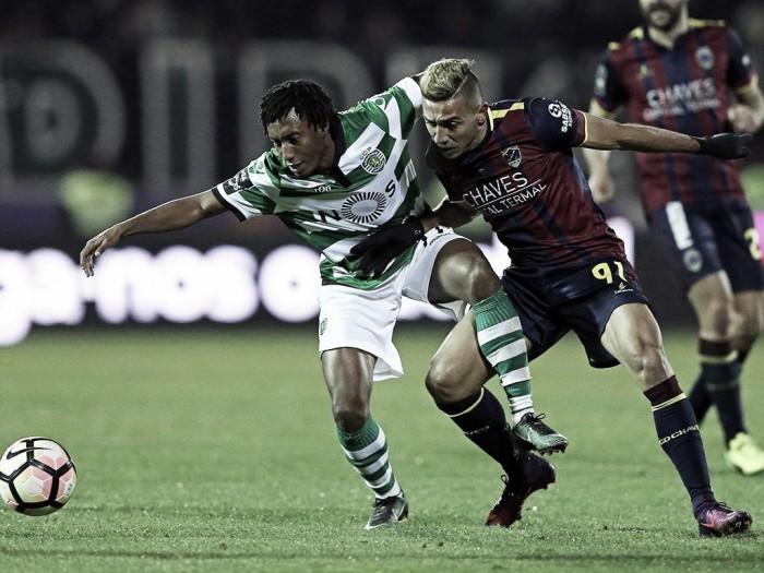 Previa Sporting CP - GD Chaves: en busca del líder