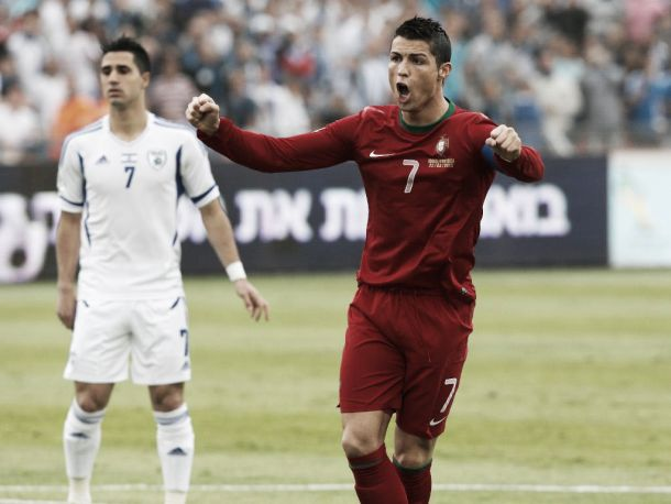 Resultado Portugal - Israel en la Clasificación Mundial 2014 (1-1)