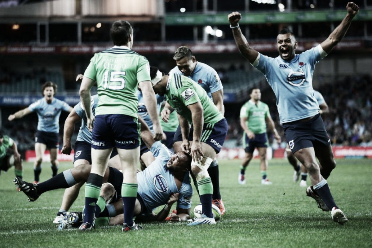 Los playoffs asaltan la cartelera del Super Rugby