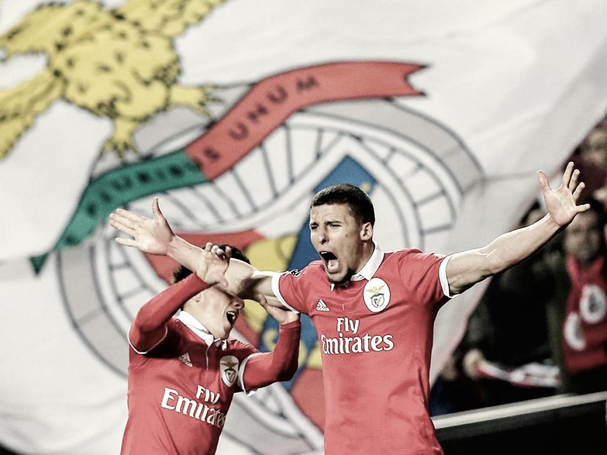 Benfica: Rúben Dias tem entorse, seleção decide dispensa