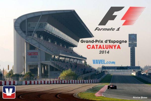 Live F1 : Le GP d'Espagne en direct