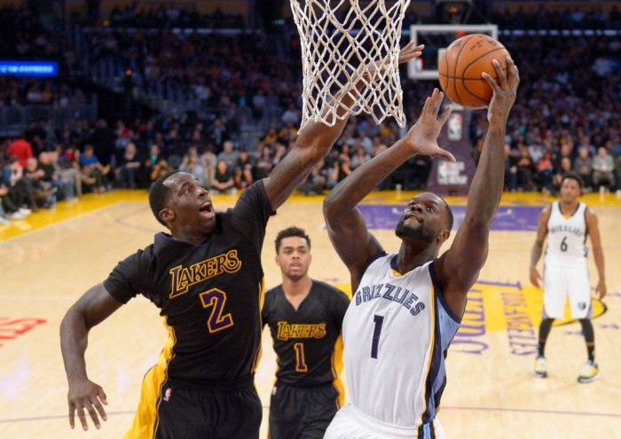 NBA - Lakers a picco: Memphis banchetta a Los Angeles (95-112)