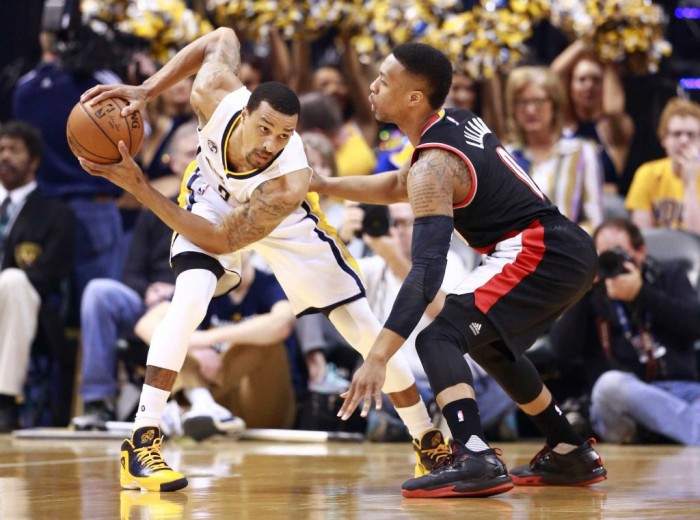 Indiana Pacers Slip At Home To Portland Trail Blazers, 111-102