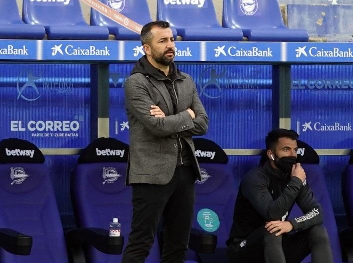 """Diego Martínez: """"Es nuestra realidad y lo ha sido durante todo el año"""""""