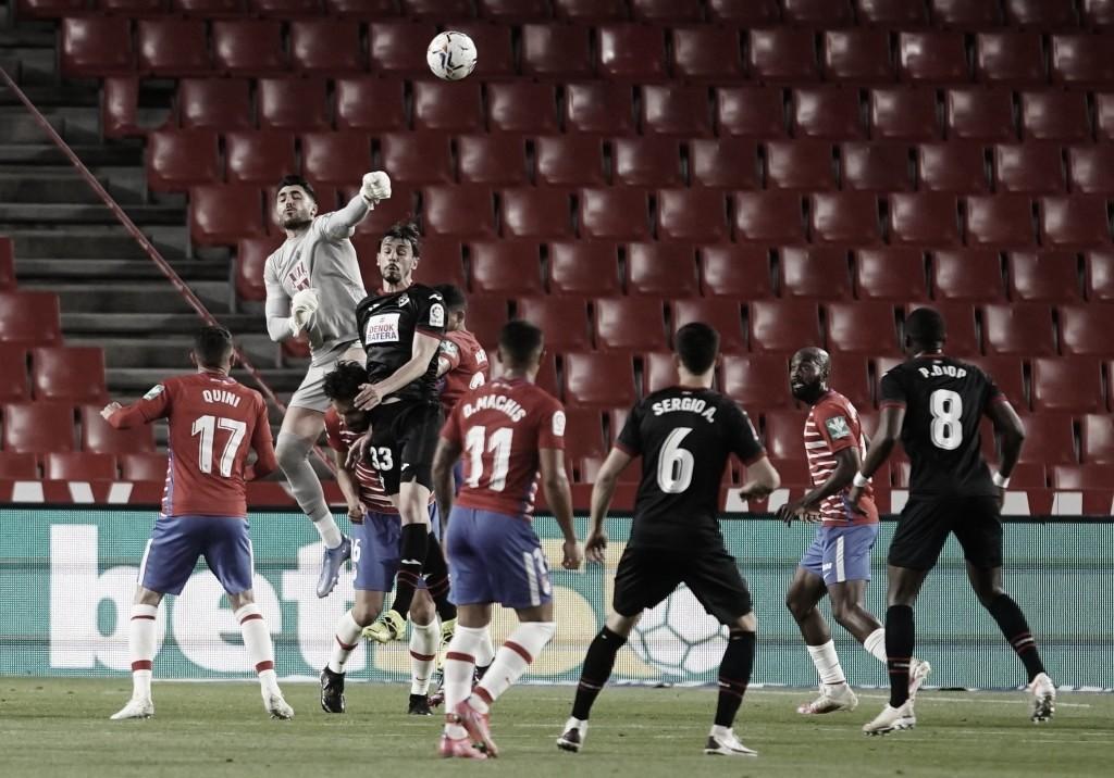 Resumen Granada CF 2020/21: porteros