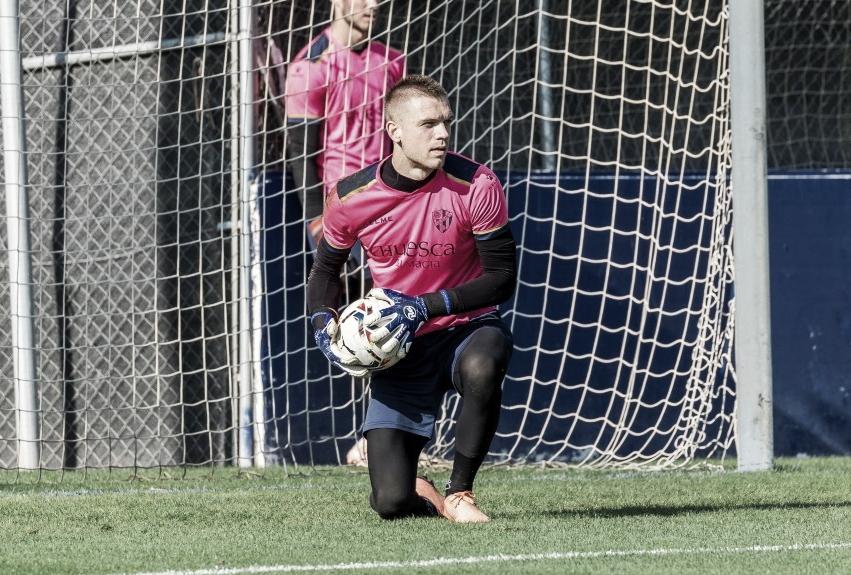 Aleksandar Jovanovic abandona la disciplina altoaragonesa