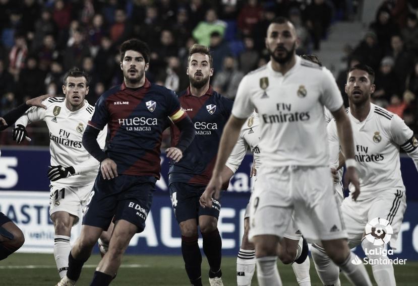 Resumen del Real Madrid CF vs SD Huesca en LaLiga 2020/2021