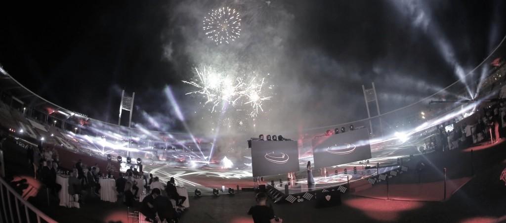 Un estadio de Champions