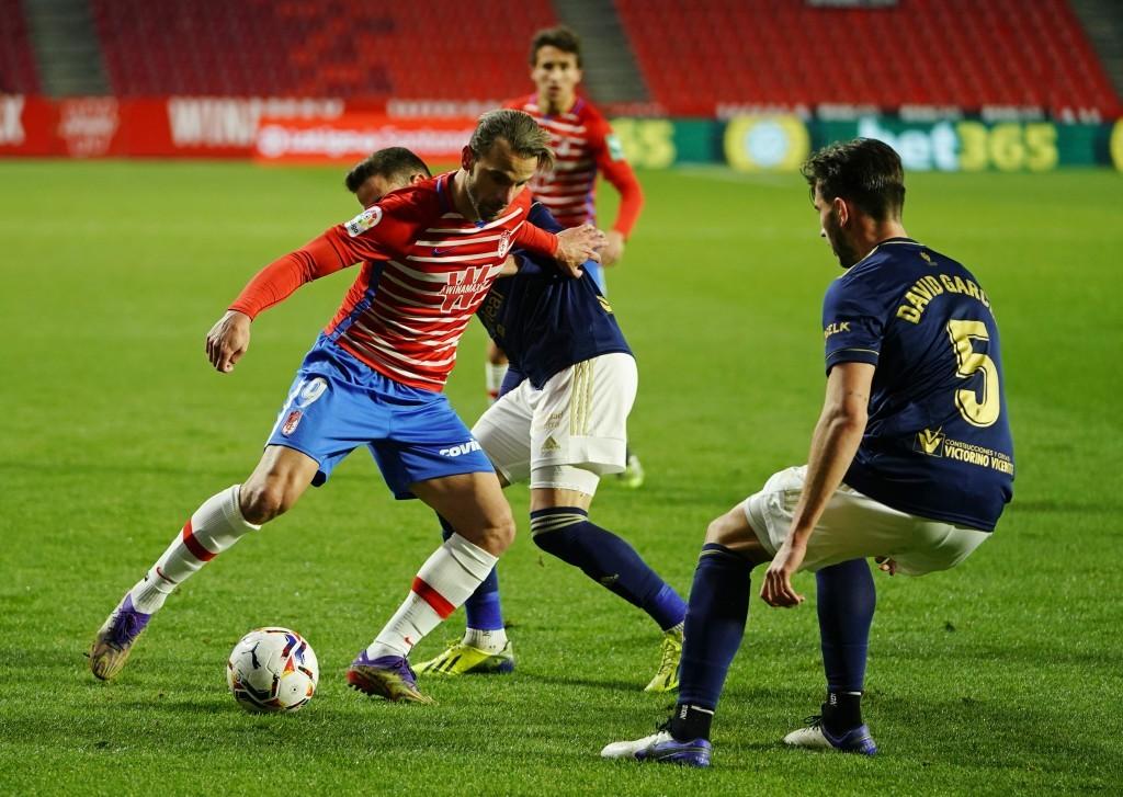 El Granada CF suma más récords en el Nuevo Los Cármenes