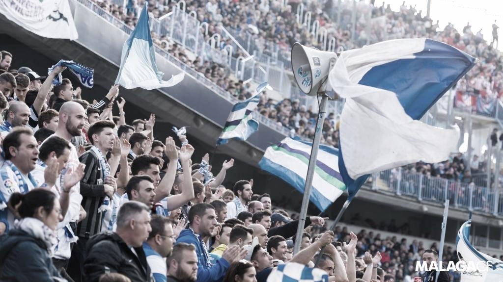 El Málaga a la espera de la Junta para presentar los abonos