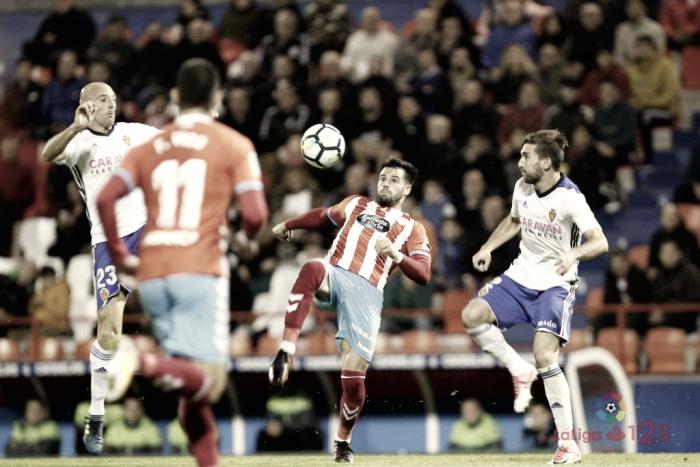 CD Lugo - Real Zaragoza: ¿qué pasó en la ida?