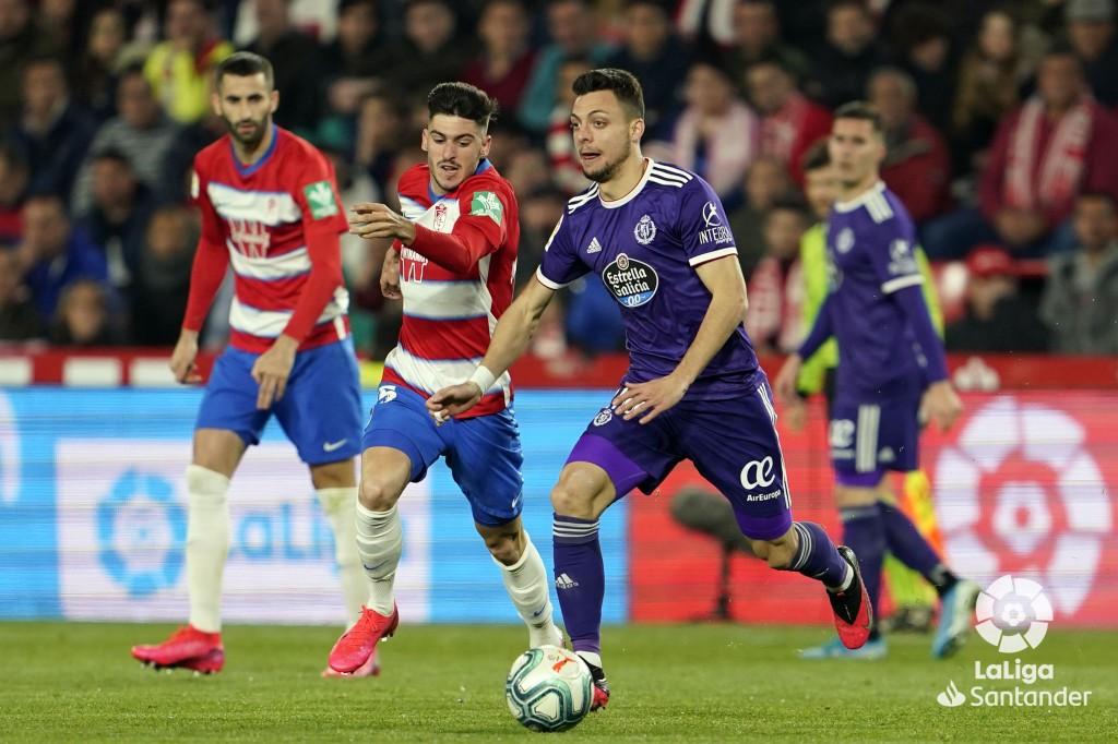 Resumen Granada CF 1 -3 Real Valladolid en LaLiga 20/21