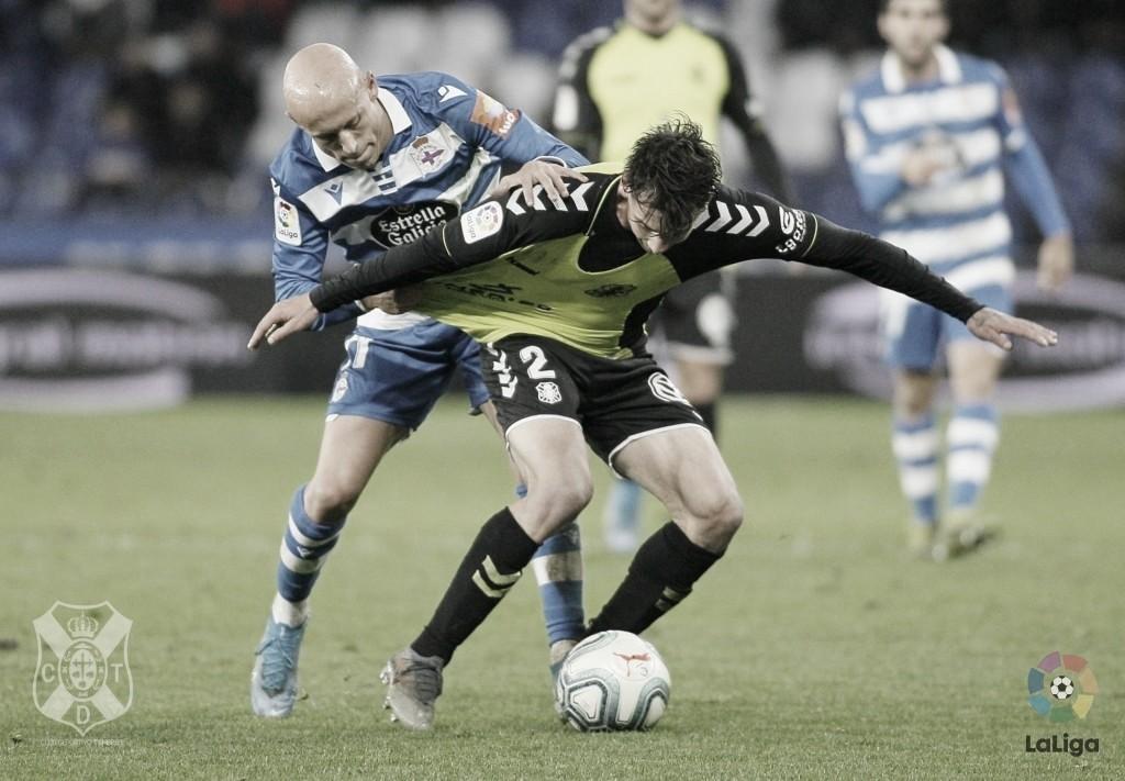 Previa Tenerife - Deportivo: duelo de rachas en el Heliodoro
