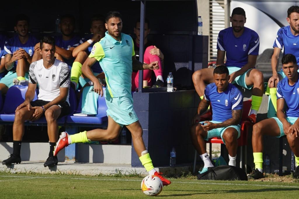 Antoñín se marcha cedido al Málaga CF