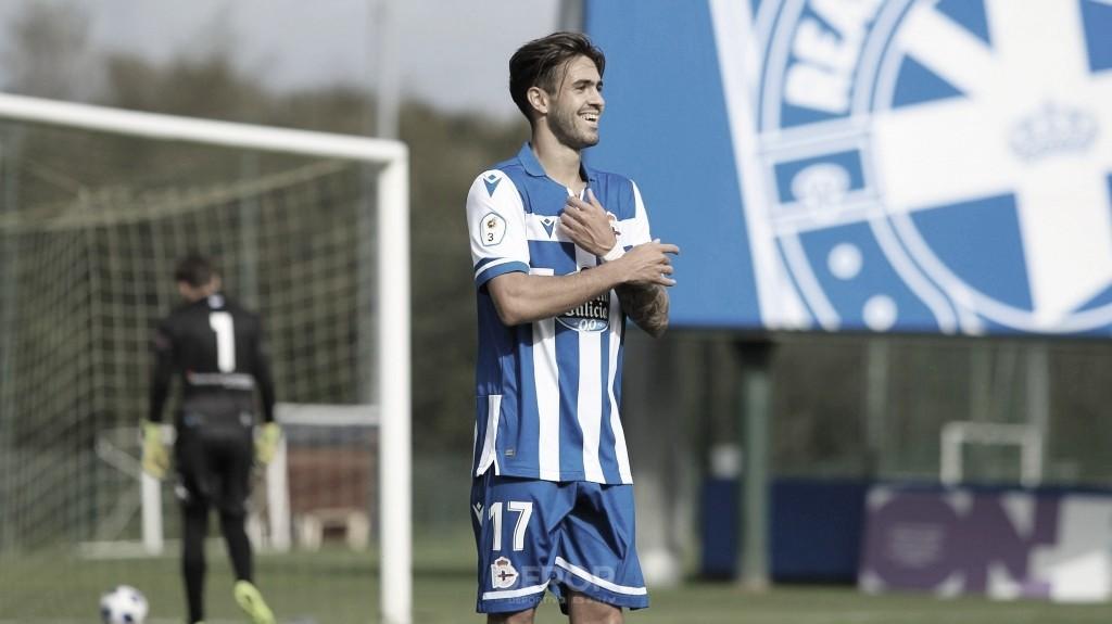 """Rayco: """"Si algún equipo puede ganar los 5 partidos que quedan, ese es el Deportivo"""""""