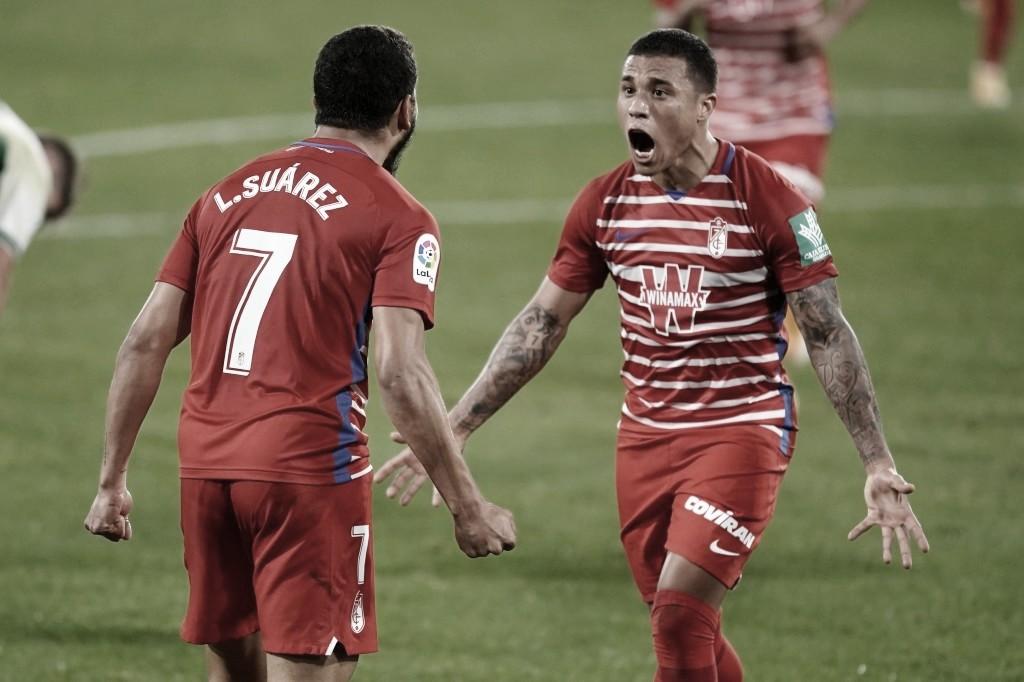 Elche CF-Granada CF: puntuaciones del Granada en la jornada 13 de la Liga