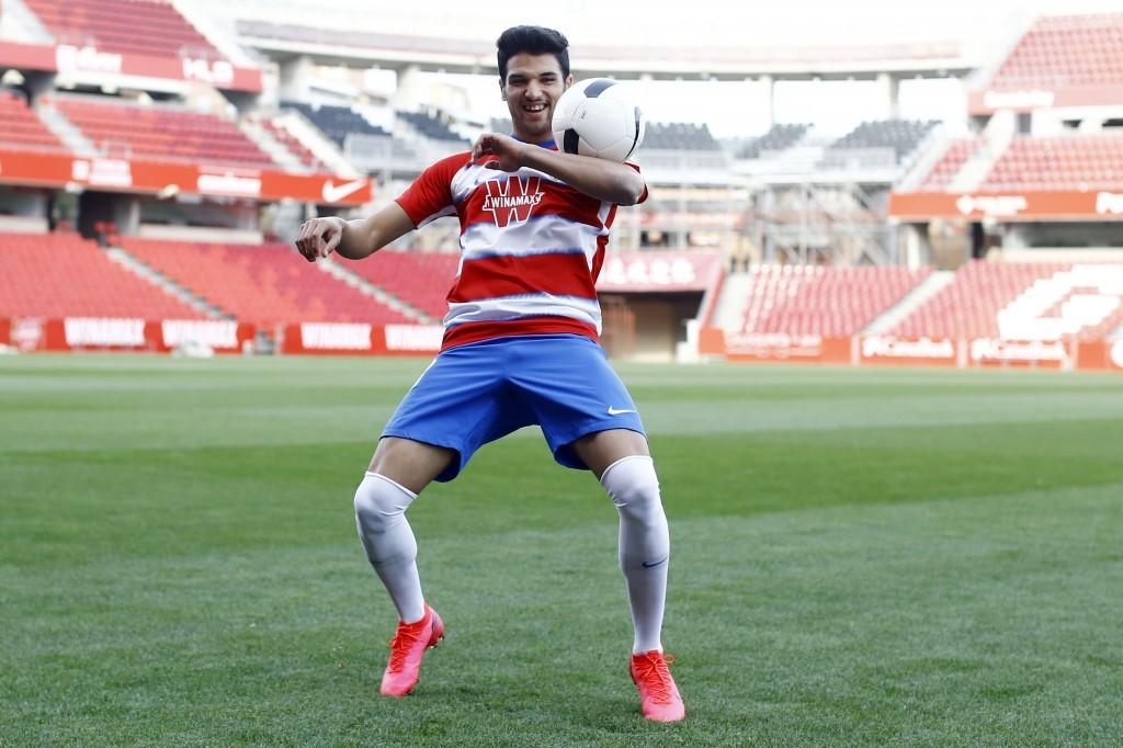 Antoñín es convocado con la selección española sub-21