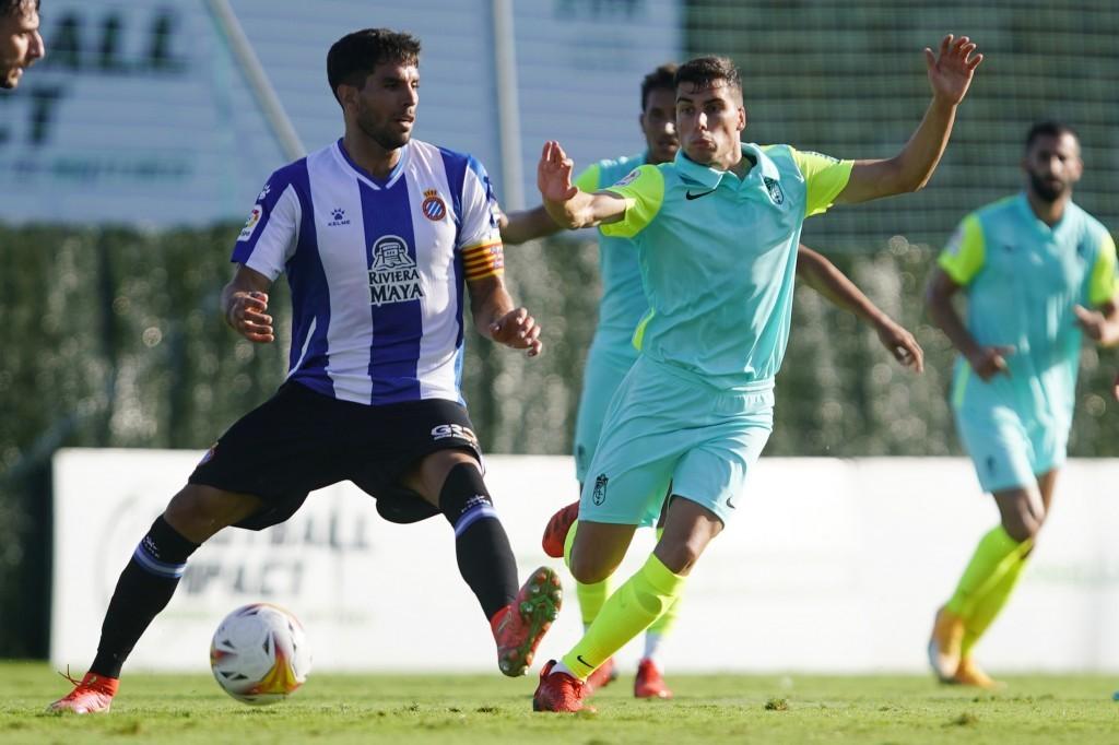 El Granada CF empata en su segundo duelo de pretemporada ante el Espanyol