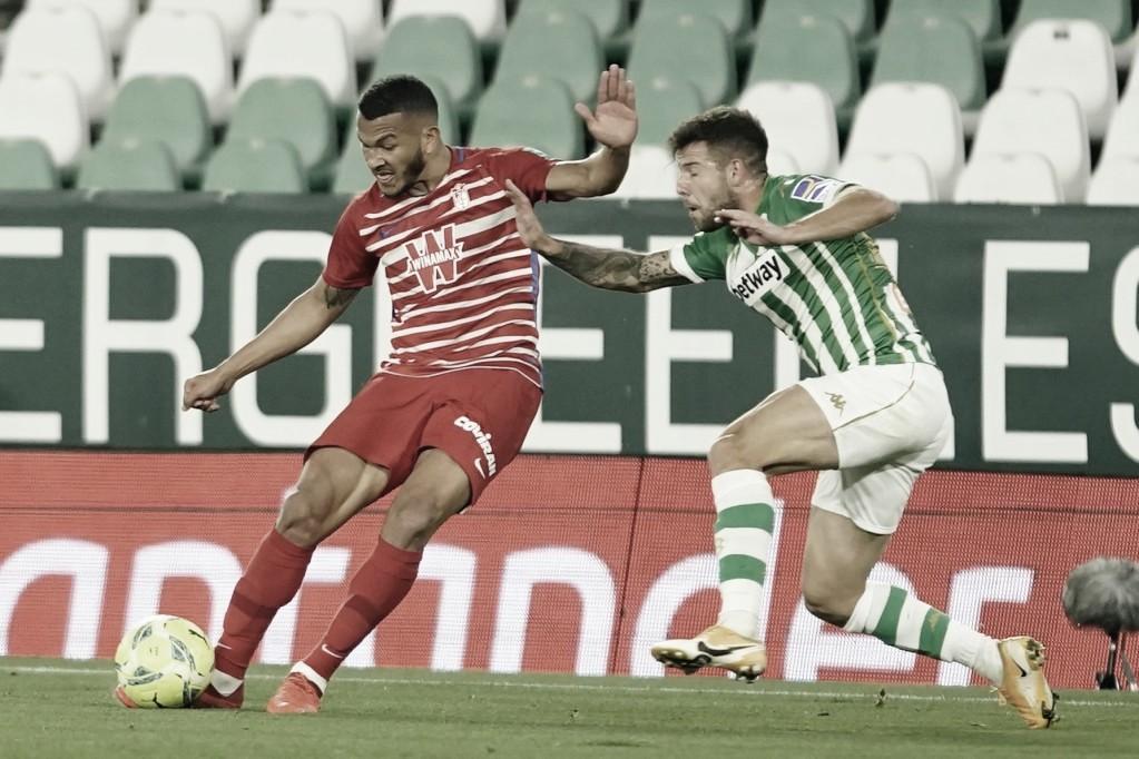 Real Betis-Granada CF: puntaciones del Granada CF, jornada 35 de LaLiga