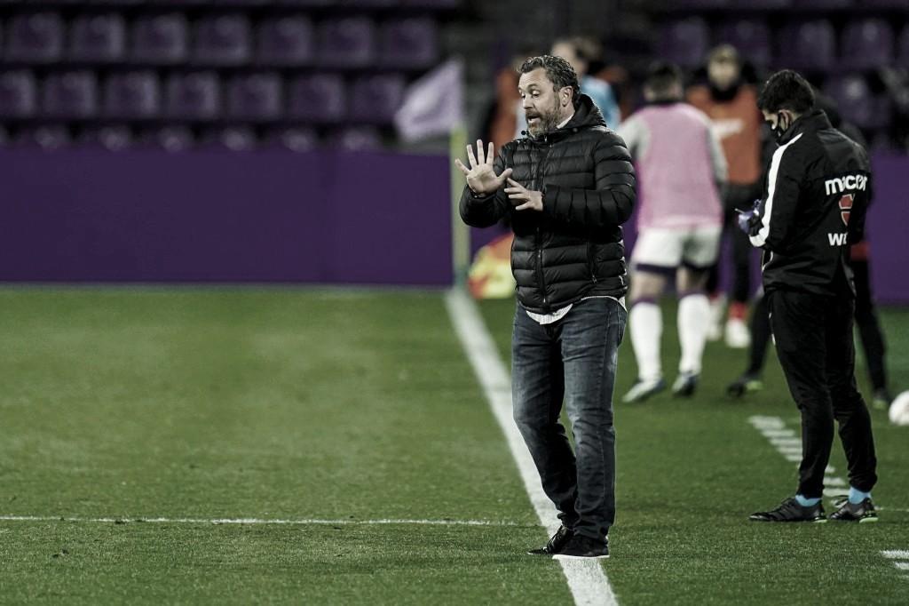 """Sergio: """"No hemos sido expeditivos"""""""