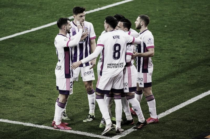 Análisis postpartido: el Real Valladolid sigue sin convencer