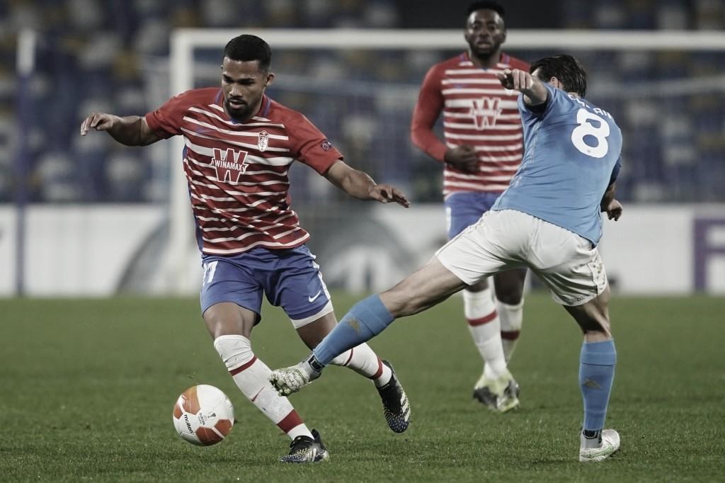 Germán, Montoro y Herrera serán baja por sanción en octavos de Europa League