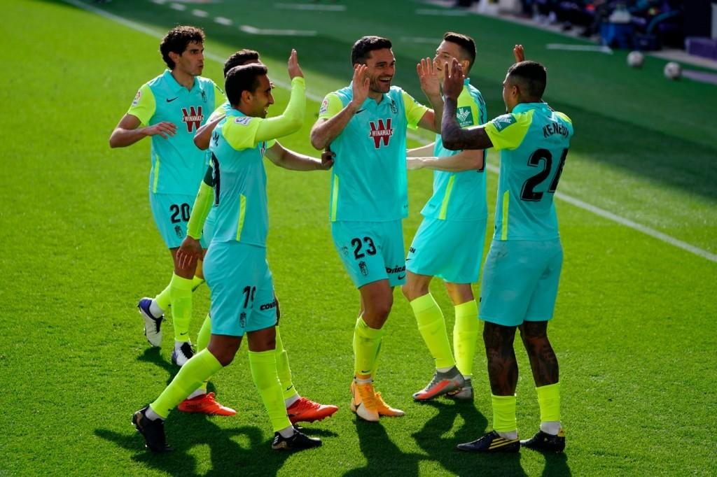 El Granada CF iguala los puntos de la temporada pasada a estas alturas