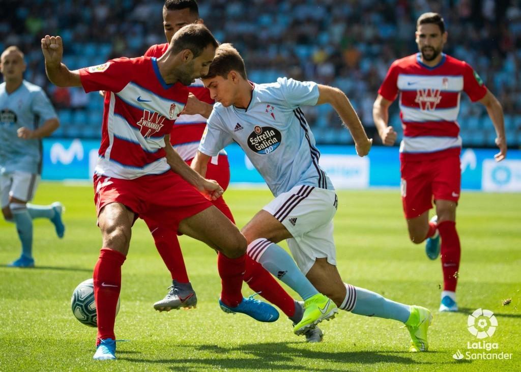 Resumen del Celta de Vigo 1-0 Granada CF en LaLiga 2021-22