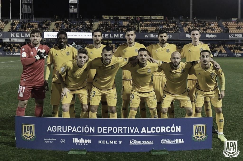 Análisis del rival: AD Alcorcón, última bala para el ascenso