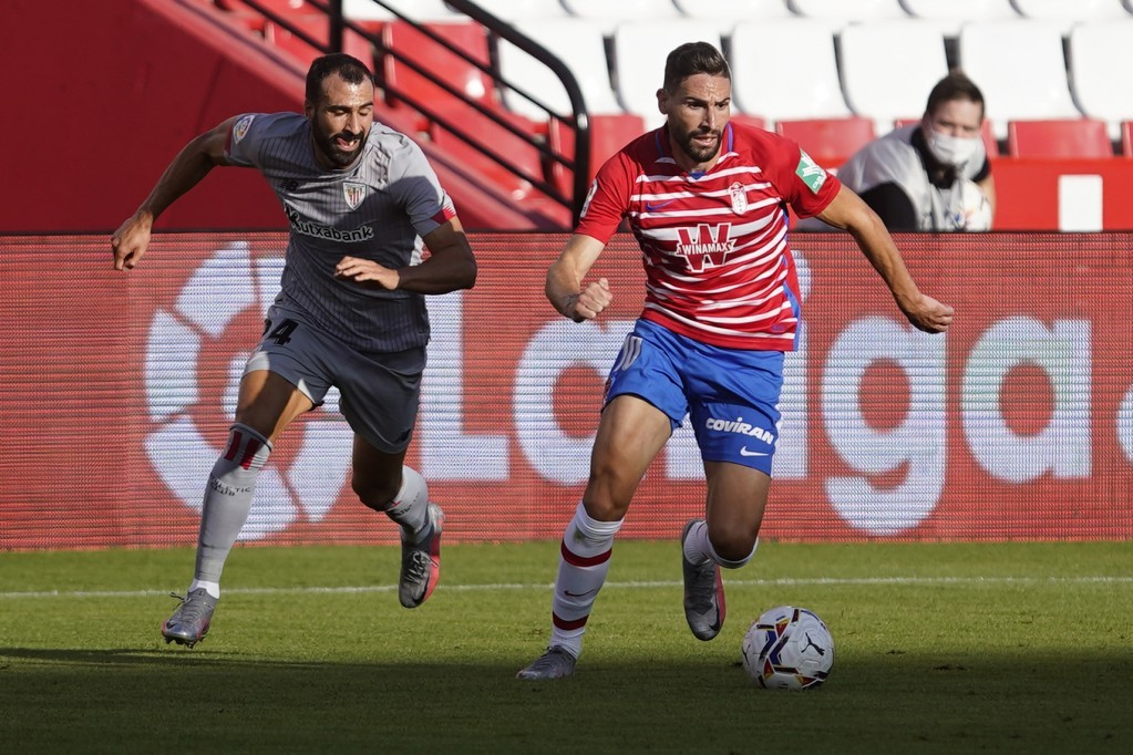 Resumen del Athletic 2-1 Granada en LaLiga Santander 2021