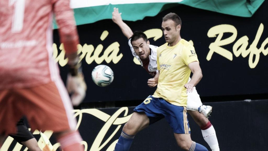 Previa SD Huesca - Cádiz CF: duelo de noveles