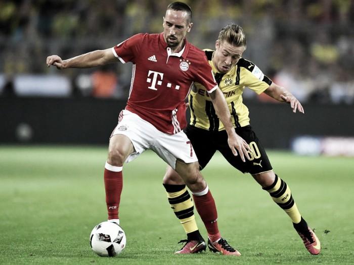 Bayern é eficiente, derrota Dortmund e conquista a DFL Super Cup