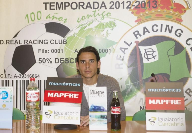 """Gai Assulin: """"En el Racing me vuelvo a sentir futbolista"""""""