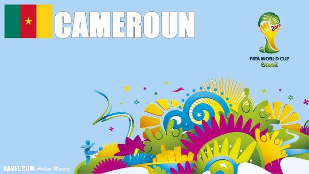 En route vers le Brésil : le Cameroun [3/32]