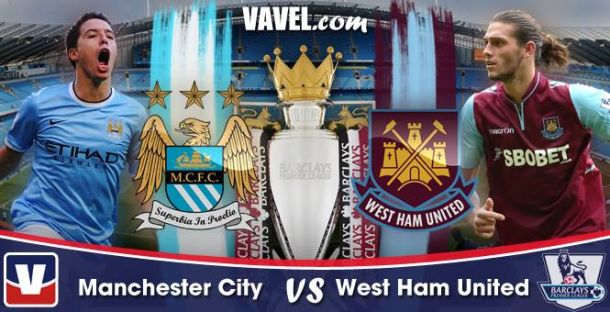 Live Premier League : Manchester City vs West Ham, le match en direct