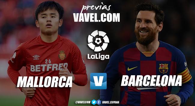 Previa Mallorca-Barça: misma urgencia con diferentes objetivos