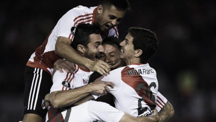 Resumen River Plate 4-1 Atlanta en Copa Argentina 2016-17
