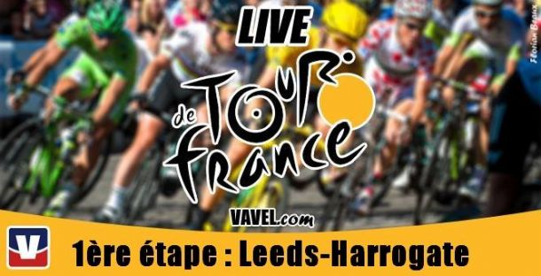 Live Tour de France 2014, la 1ère étape (Leeds - Harrogate) en direct