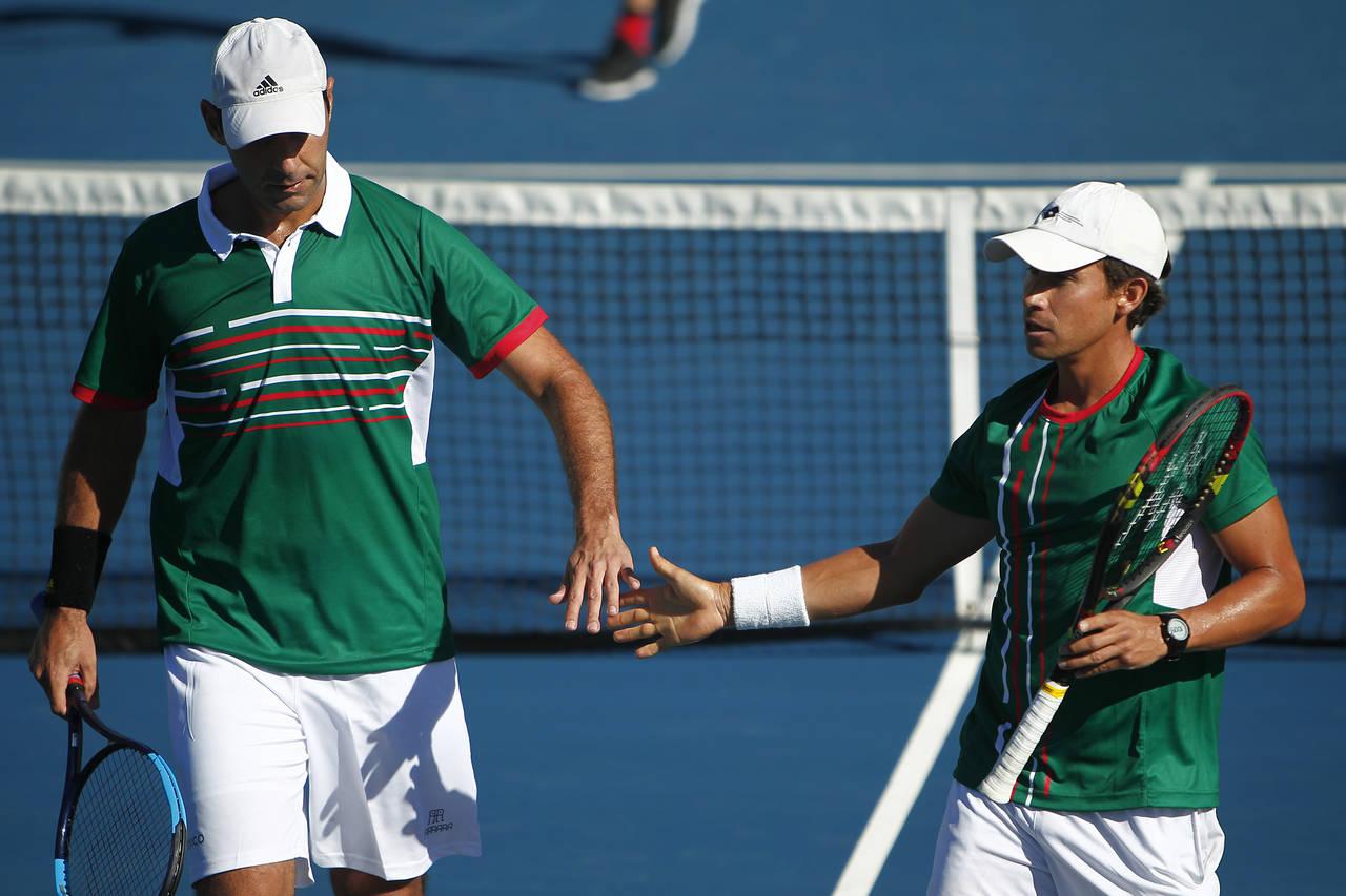 Copa Davis: México recibirá a Finlandia para ascender al Grupo I