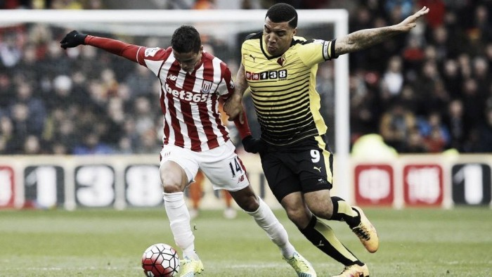 Where did it all go wrong for Watford against Stoke City?